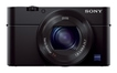 Sony Cyber-shot DSC-RX100M3 Kompaktkamera 7,5cm/3'' 20,1MP Full-HD WLAN für 699,00 Euro