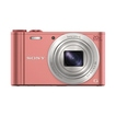 Sony DSC-WX 350 P Kompaktkamera 7,5cm/3'' 18,2MP WLAN Full-HD für 189,00 Euro