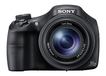 Sony DSC-HX350B Digitalkamera 7,5cm/3'' 20,4MP 50-fach Zoom für 379,00 Euro