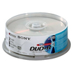 Sony DVD+R Rohlinge 4,7GB 120min 25er Spindel 16x für 15,99 Euro
