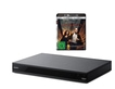 Sony UBP-X800 4K Ultra HD Blu-ray Player inkl. Film Inferno FSK 12 für 315,00 Euro