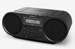 Sony ZS-RS60BT CD-Boombox mit Bluetooth NFC One-touch USB für 129,99 Euro