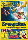 SpongeBob Schwammkopf - Der Film & SpongeBob Schwammkopf - Schwamm aus dem Wasser - 2 Disc DVD (DVD) für 9,99 Euro