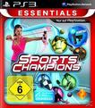 Sports Champions (Essentials) (Playstation3) für 12,50 Euro