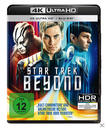 Star Trek Beyond - 2 Disc Bluray (4K Ultra HD BLU-RAY) für 29,99 Euro