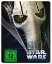 Star Wars: Episode III - Die Rache der Sith Steelcase Edition (BLU-RAY) für 19,99 Euro