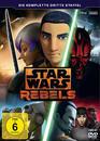 STAR WARS REBELS - Die komplette dritte Staffel DVD-Box (DVD) für 13,99 Euro