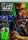 Star Wars: The Clone Wars - 3. Staffel Vol. 4 - Episoden 18-22 (DVD) für 9,99 Euro
