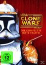 Star Wars: The Clone Wars - Die komplette erste Staffel (DVD) für 18,99 Euro
