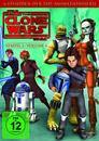 Star Wars: The Clone Wars - Staffel 2 / Vol. 4 DVD-Box (DVD) für 9,99 Euro