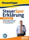 Steuer-Spar-Erklärung 2015 Selbstständige (PC) für 79,00 Euro