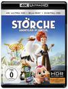 Störche - Abenteuer im Anflug - 2 Disc Bluray (4K Ultra HD BLU-RAY) für 24,99 Euro
