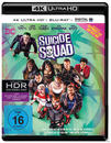 Suicide Squad Extended Cut (4K Ultra HD BLU-RAY + BLU-RAY) für 45,99 Euro