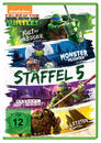 Tales of the Teenage Mutant Ninja Turtles: Season 5 - Boxset DVD-Box (DVD) für 21,99 Euro