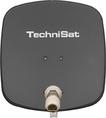 TechniSat DigiDish 45 DigitalSat-Antenne aus Aluminium 45cm Universal-V/H-LNB für 69,99 Euro