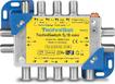 TechniSat TechniSwitch 5/8 mini Kompakt-Multischalter für 8 Teilnehmer für 87,25 Euro