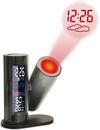 Technoline WT 514 Quarzwecker mit Projektion Weckalarm mit Snooze für 29,99 Euro