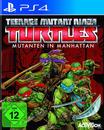Teenage Mutant Ninja Turtles: Mutanten in Manhattan (PlayStation 4) für 49,00 Euro