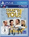 That's You! (PlayStation 4) für 24,99 Euro