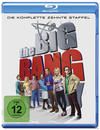 The Big Bang Theory - Staffel 10 Bluray Box (BLU-RAY) für 25,99 Euro