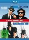 The Blues Brothers / Blues Brothers 2000 - 2 Disc Bluray (BLU-RAY) für 9,99 Euro