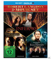 The Da Vinci Code - Sakrileg, Illuminati, Inferno Bluray Box (BLU-RAY) für 34,99 Euro
