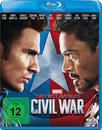 The First Avenger: Civil War (BLU-RAY) für 17,99 Euro