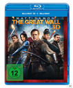 The Great Wall - 2 Disc Bluray (BLU-RAY 3D/2D) für 24,99 Euro