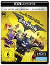 The LEGO Batman Movie (4K Ultra HD BLU-RAY + BLU-RAY) für 29,99 Euro