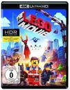 The Lego Movie (4K Ultra HD BLU-RAY + BLU-RAY) für 37,99 Euro
