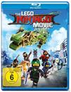 The LEGO Ninjago Movie (BLU-RAY) für 9,99 Euro