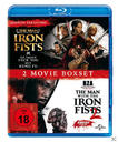 The Man with the Iron Fists / The Man with the Iron Fists 2 - 2 Disc Bluray (BLU-RAY) für 14,99 Euro
