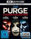 The Purge - Die Säuberung / The Purge: Anarchy / The Purge: Election Year Bluray Box (4K Ultra HD BLU-RAY + BLU-RAY) für 59,99 Euro