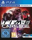 Time Carnage VR (PlayStation 4) für 19,99 Euro