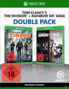 Tom Clancy's: The Division + Rainbow Six Siege - Double Pack (Xbox One) für 49,99 Euro