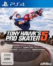 Tony Hawk's Pro Skater 5 (PlayStation 4) für 59,00 Euro