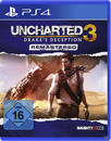 Uncharted 3: Drake's Deception Remastered (PlayStation 4) für 25,00 Euro