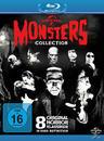 Universal Classic Monster Collection Bluray Box (BLU-RAY) für 49,99 Euro