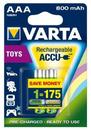 Varta 2x AAA 800mAh für 7,49 Euro
