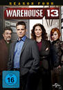 Warehouse 13 - Season 4 DVD-Box (DVD) für 27,99 Euro