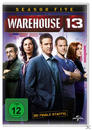 Warehouse 13 - Season 5 (DVD) für 9,99 Euro