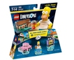 Lego: Dimensions - The Simpsons Level Pack für 7,50 Euro