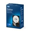 "Western digital Desktop Mainstream interne Festplatte 3,5"" 2TB für 74,99 Euro"