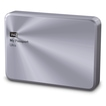 Western digital My Passport Ultra Metal Edition 2TB externe Festplatte 2,5'' für 109,00 Euro