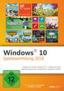 Windows 10 Spielesammlung 2016 (PC) für 19,99 Euro