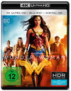 Wonder Woman - 2 Disc Bluray (4K Ultra HD BLU-RAY + BLU-RAY + DVD) für 25,99 Euro