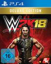 WWE 2K18 Deluxe Edition (PlayStation 4) für 89,99 Euro