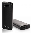 XLayer Powerbank Black 15000mAh Zusatzakku 2 USB Ports für 29,99 Euro