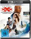 xXx - Die Rückkehr des Xander Cage - 2 Disc Bluray (4K Ultra HD BLU-RAY + BLU-RAY) für 22,99 Euro
