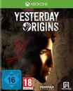 Yesterday Origins (Xbox One) für 39,99 Euro